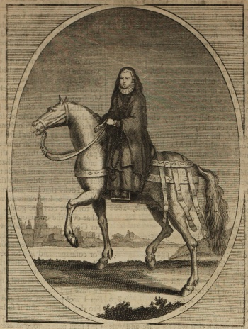 The Prioresse