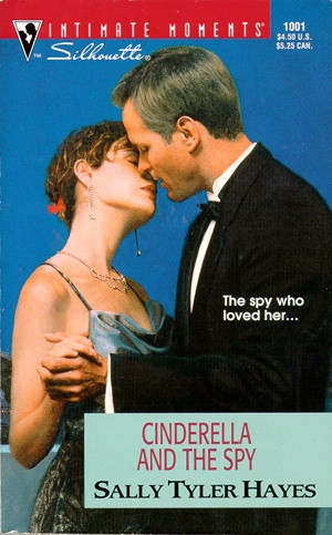 Cinderella and the Spy (cover illustration)