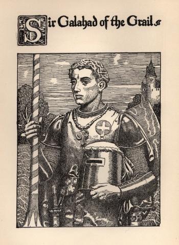 Sir Galahad of the Grail