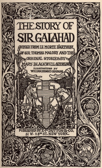 The Story of Sir Galahad