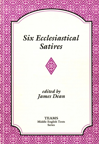 Six Ecclesiastical Satires