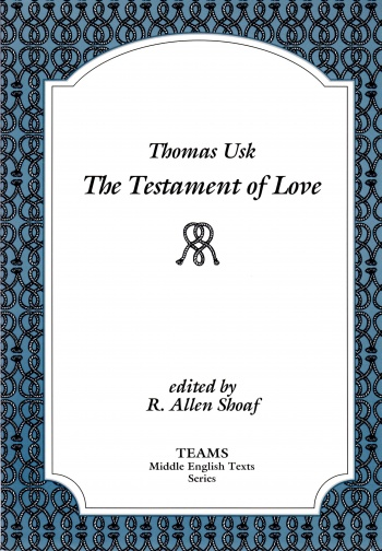 Testament of Love, The