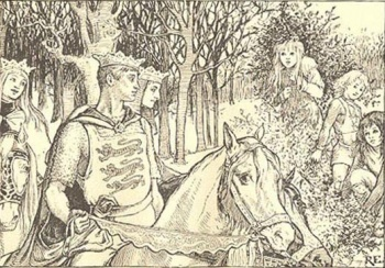 Three Kings: A Christmas Legend of Long Ago: Image 3
