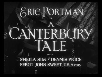 Canterbury Tale, A