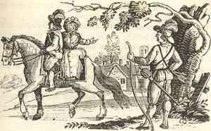 Robin Hood's Birth, Breeding, Valour and Marriage
