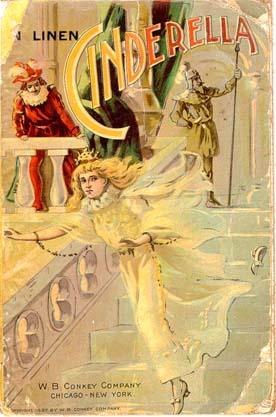 Cinderella 1897