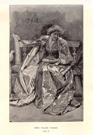 Miss Ellen Terry Act I.