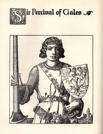 Sir Percival of Gales