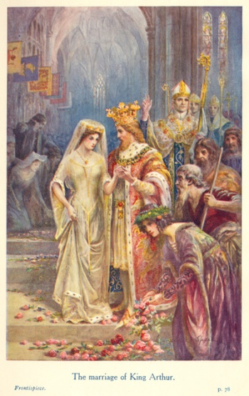 The Marriage of King Arthur