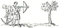 Practising with the Cross-bow