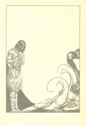 Parsifal and Amfortas