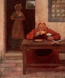 The Pardoner Had His Cakes and Ale
