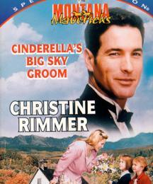 Cinderella's Big Sky Groom (cover illustration)