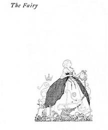 Title Page of The Fairy