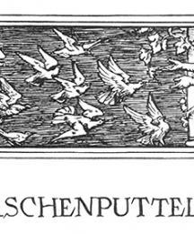 The headpiece of Aschenputtel.