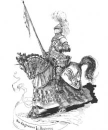 Sir Sagramour le Desirous