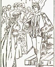 Cinderella as the Princess