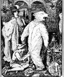 The Bearskin - Am not I a bold Beast?.