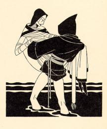 The Beggar Carries Iseult