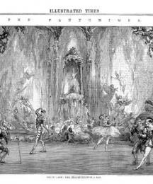 Cinderella Pantomime at the Drury