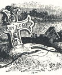 Robin Hood's Grave, Tailpiece to Robin Hood's Death and Burial