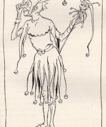 Dagonet, King Arthur's Fool