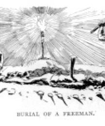Burial of a Freeman