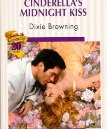 Cinderella's Midnight Kiss (cover illustration)