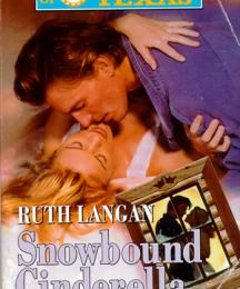Snowbound Cinderella (cover illustration)