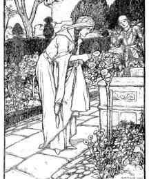 Launcelot Loved Guenevere from the Moment He First Beheld Her