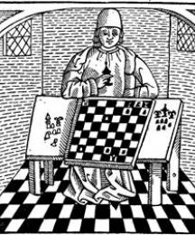 The Game and Playe of the Chesse: Book One: Image 2, Book Four: Image 1, and Book Four: Image 8