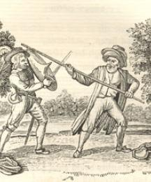 Robin Hood and the Beggar I