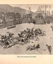The Tournament at Camelot
