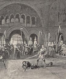 J. Comyns Carr's King Arthur