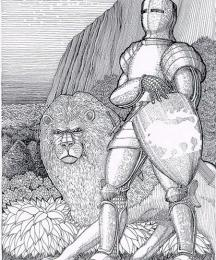 Sir Owein, the Knight of the Lion