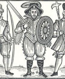 Robin Hood and Two Companions