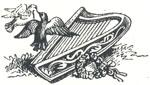 Harp and Dove, Tailpiece to