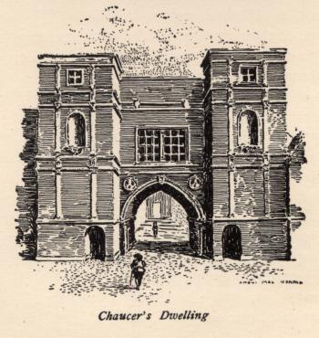 Chaucer's Dwelling