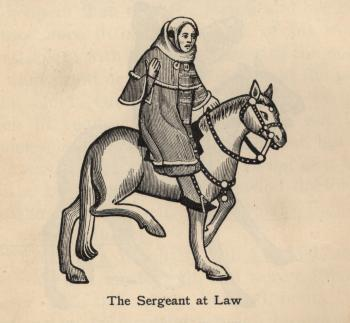 The Sergeant at Law