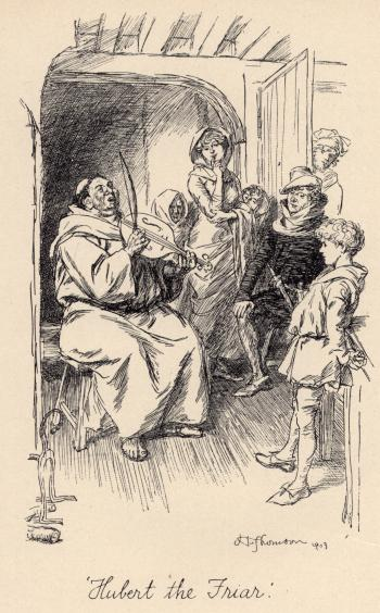 Hubert the Friar