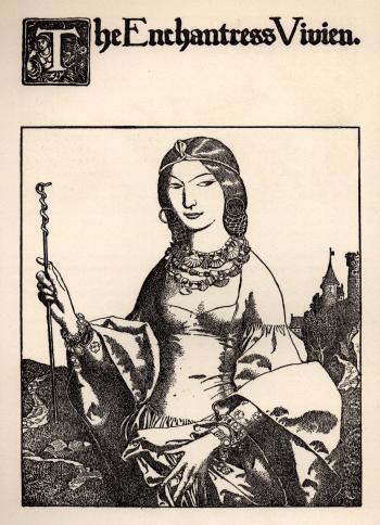 The Enchantress Vivien