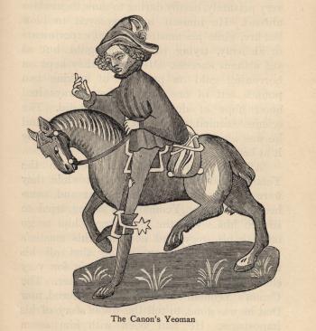 The Canon's Yeoman