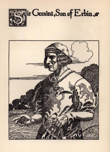 Sir Geraint, Son of Erbin