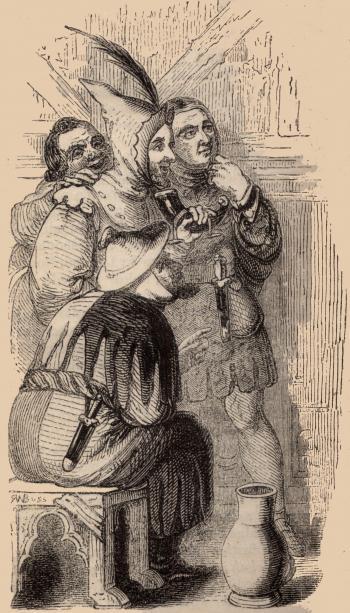 The Carpenter, the Webbe or Weaver, the Dyer, and the Tapiser or Tapistry Maker