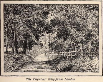 The Pilgrims' Way from London