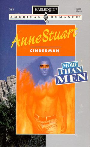 Cinderman (cover illustration)