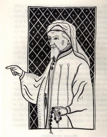 Chaucer Portrait