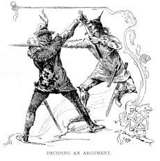 Deciding an Argument