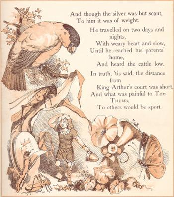 And what was painful to Tom Thumb, to others would be sport
