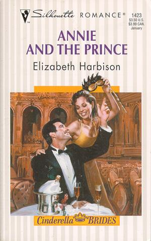 Annie and the Prince (cover illustration)